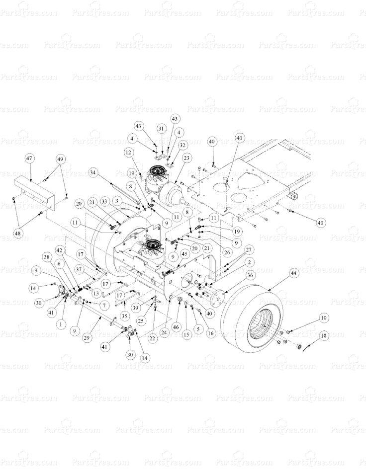 Best 25 Walk behind mower ideas – Lawn Mower 19 Hp Kawasaki Engine Diagram