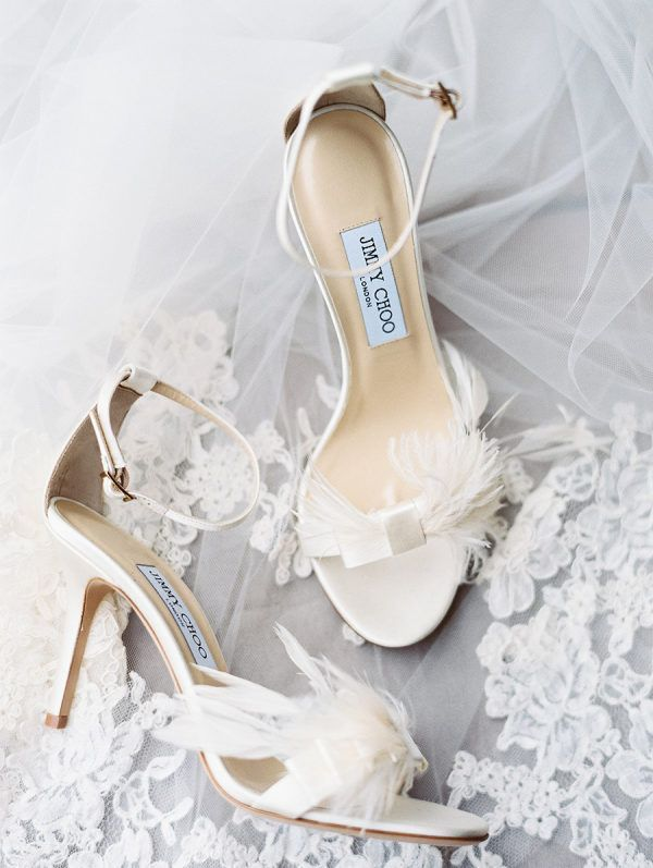 Garden Chic Virginia Summer Wedding With Pastel Bridesmaid Dresses