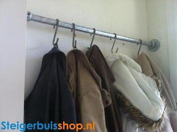 ≥ Kapstok van Steigerbuis   goedkoop   webshop - Woonaccessoires   Kapstokken - Marktplaats.nl