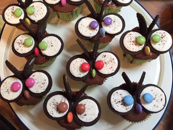 muffins kindergeburtstag   Decor   Child   Muffins, Kids ...