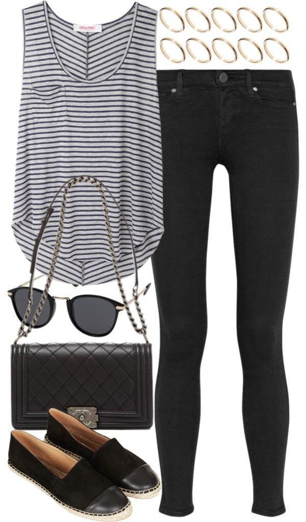 "styleselection: ""outfit for watching a play by im-emma featuring quilted handbags"""