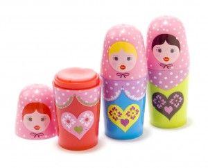 137 best Russian Matryoshka Dolls images on Pinterest ...