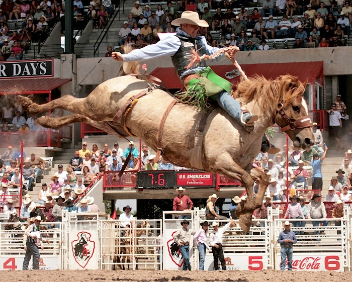 Cheyenne Frontier Days, Wyoming: Families Trips, Real Cowboys, Events, Place, West