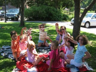 The Kids Yoga Resource from ChildLight Yoga Blog - this site has a ton of awesome ideas!