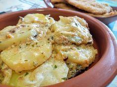 Patatas mayordomo