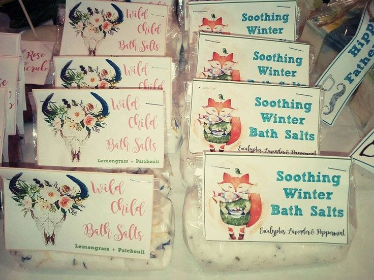 Relaxing Bath Salts . Broadway Bath and Body