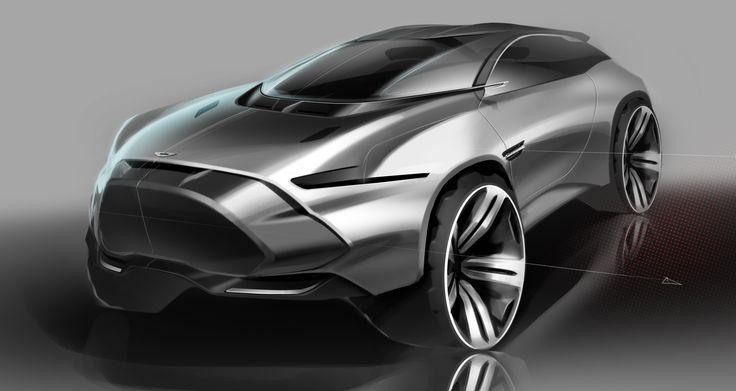 Aston martin SUV concept