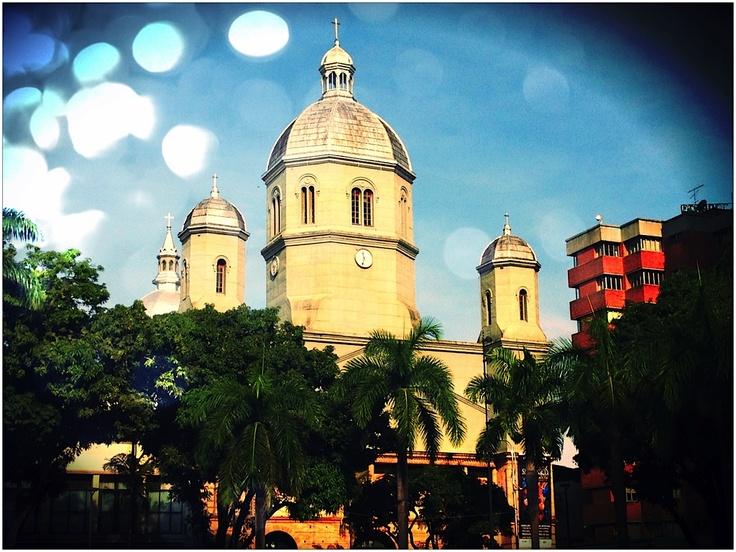 Catedral Nuestra Señora de la Pobreza. Pereira. Crédito Milton Ramírez (@FOTOMILTON) Mincultura 2012.