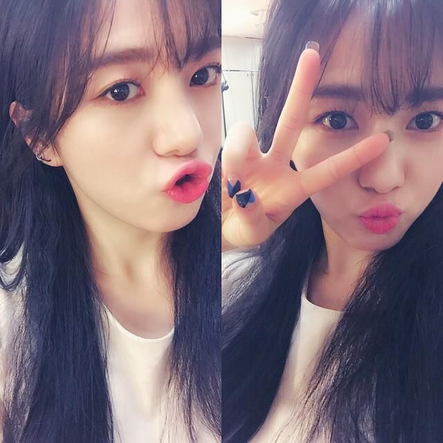 [MINASTAGRAM] ㅡ3ㅡ Good night see you on showcham #ShowChampion #FirstBroadcast #nervous https://instagram.com/p/4R0KFmPHA0/