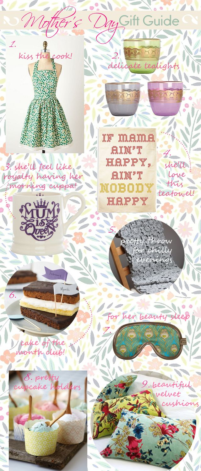 Gift wrapping ideas for home made baked goods - Mothers Day Gifts All Under 50 Appliances Online Home