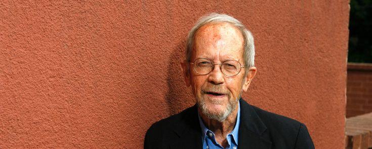 Elmore Leonard, uno degli ultimi grandi maestri della letteratura americana,