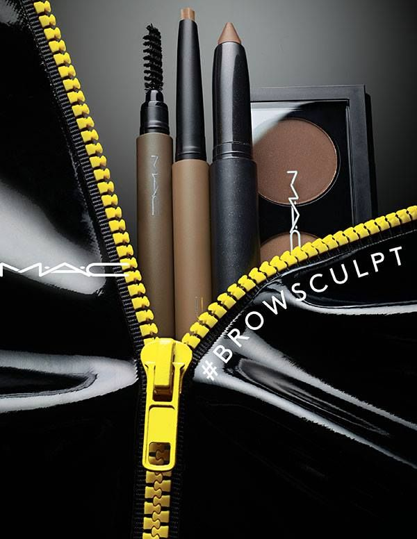 Makeup Review, Shades, Colors: MAC Cosmetics Brow Sculpt Collection, Fall 2016