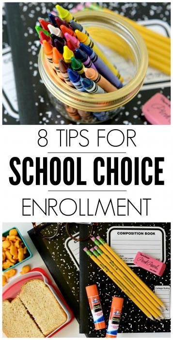 8 Great Tips for School Choice Enrollment | How To Navigate School Choice | School Choice in San Diego from Hello Splendid | www.hellosplendid.com #schoolchoice AD