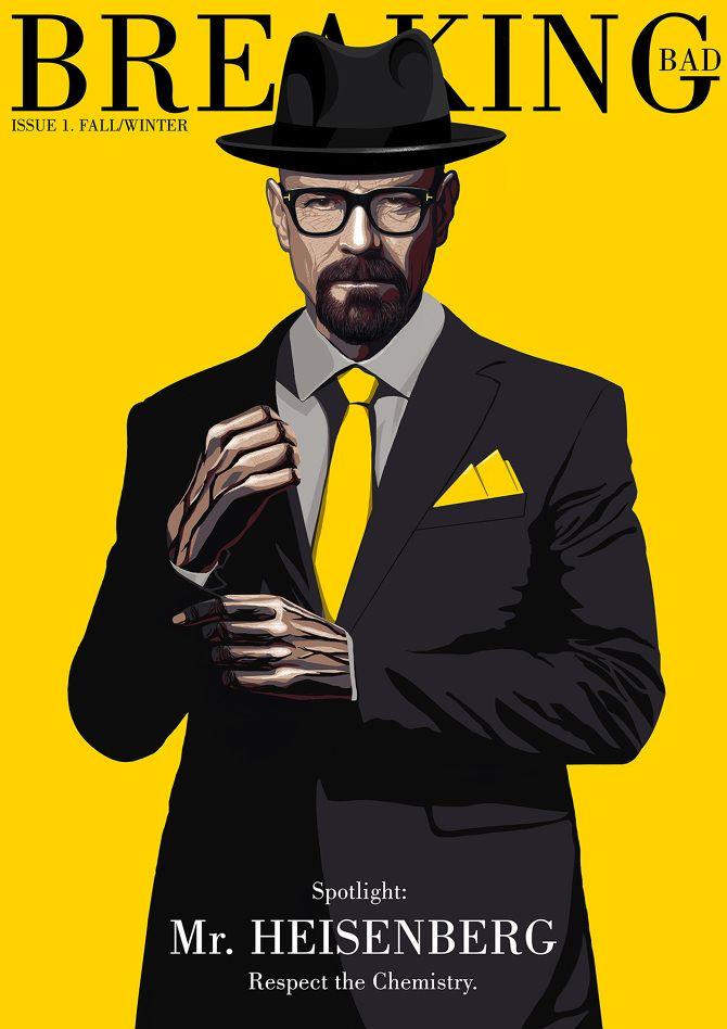 Mr Heisenberg