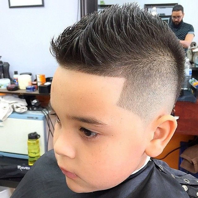 The Fauxhawk Aka Fohawk Haircut: 19 Best Images About Prince Haircuts On Pinterest
