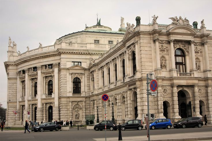 What to visit in Vienna? Imperial Court Theatre - Burgtheater!