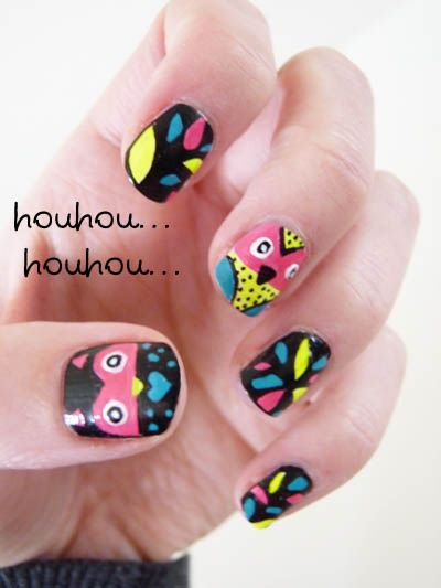 Animals by Mademoiselle prend soin d'elle // The Sunday Nail Battle  http://nailartpaintersp.blogspot.com.es/