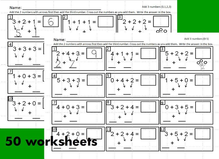 Associative property of addition worksheets third grade