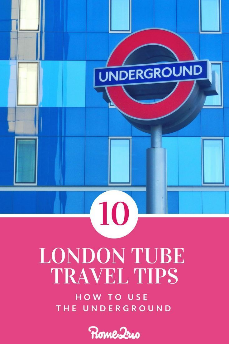 Essential Tube tips to navigate the London