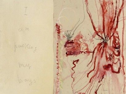 Louise Bourgeois. Give Everything Away - Wall Street International