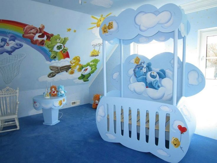 26 best care bear america cares bear images on pinterest for Care bears wall mural