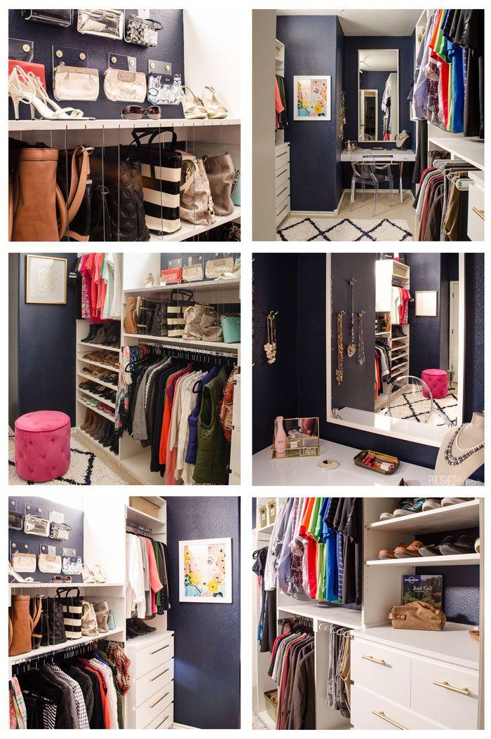Organization Ideas For Closets 615 best closet ideas images on pinterest | closet ideas, closet