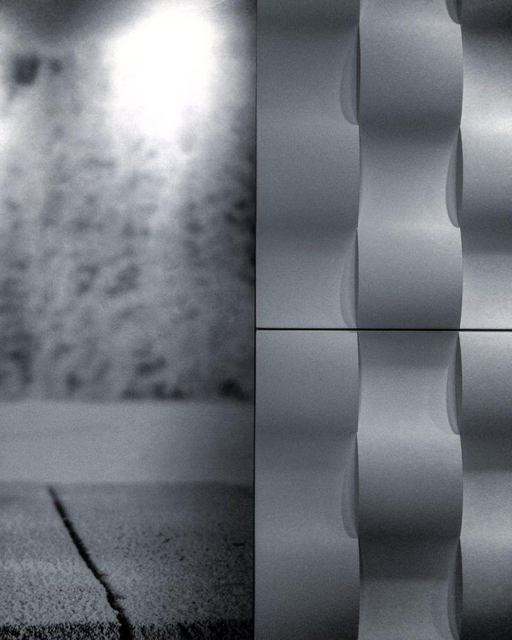 Interior detail #project #interiordesign #detail #structure #pattern #2kulproject #retaildesign #3d #wallpaper