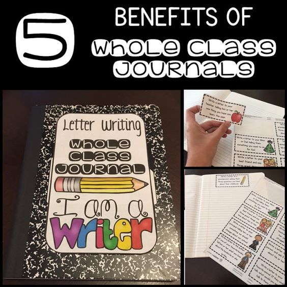 Have you ever used Whole Class Journals? Read this! You need these for your Writing Block!