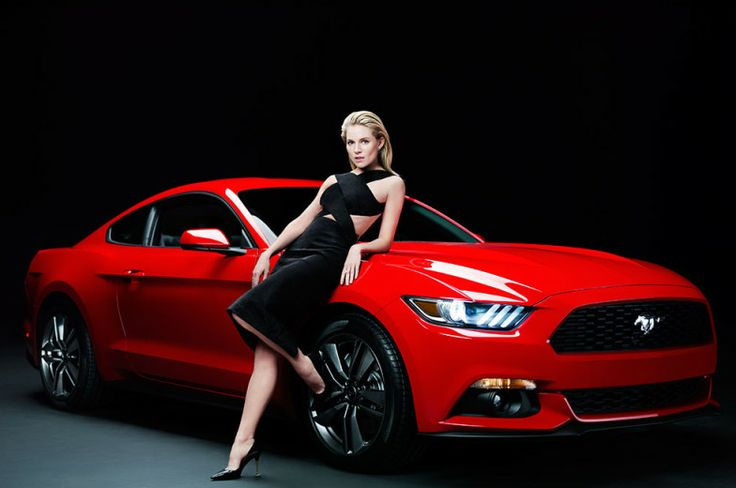 Ford Mustang: Sienna Miller | Art & Culture | HUNGER TV