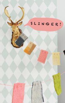 TIP! #Wollen #dekenslinger #kinderkamer    Feestrijk via kinderkamerstylist