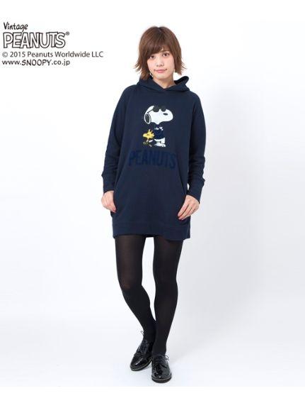 SNOOPY SWEAT DRESS PEANUTS(カットワンピース) MILKFED.(ミルクフェド) calif(カリフ) B's INTERNATIONAL公式通販サイト