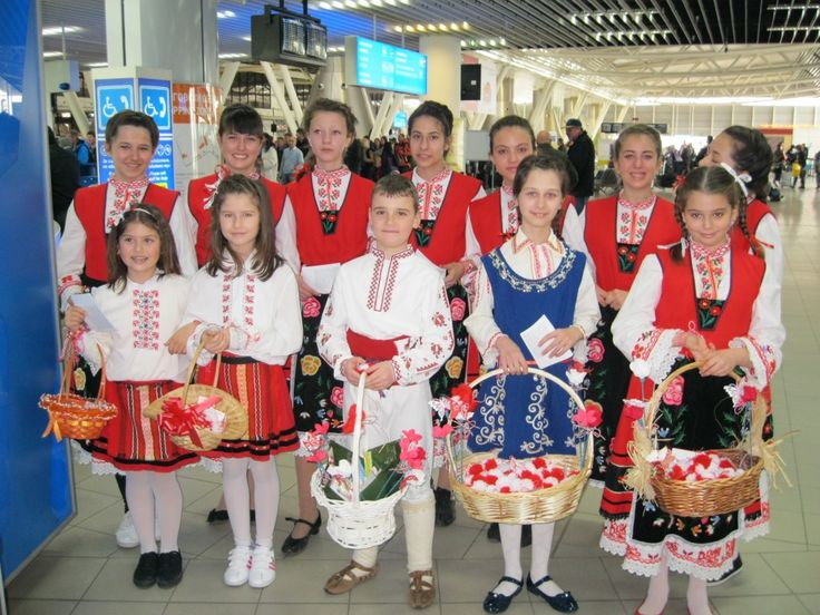 Sofia Airport and easyJet pleasantly surprised passengers with traditional Bulgarian symbol Martenitsi