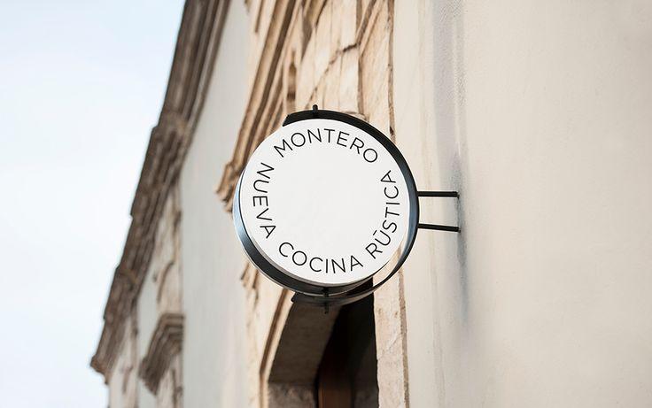 Montero. Design by www.anagrama.com
