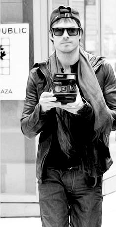 #ian #somerhalder #handsome #damon #salvatore #sexy #man #hot #vampire #diaries