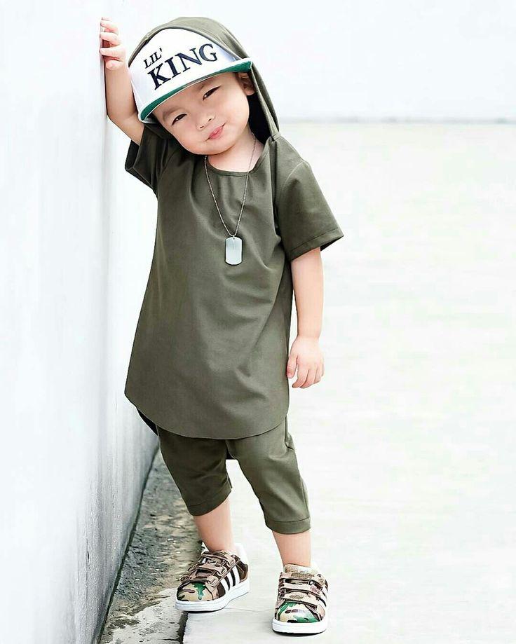 Cute asian baby boy #RaydenLim