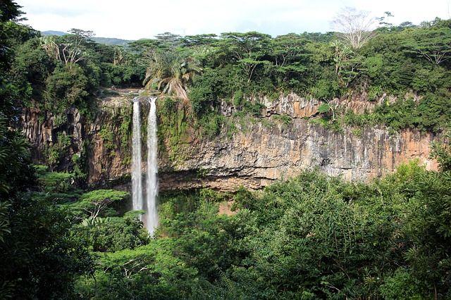 mauritius waterfall my next dream holiday