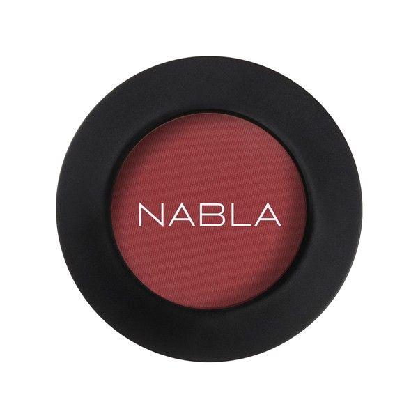 Prachtige losse (hoog gepigmenteerde) oogschaduw van Nabla Cosmetics! Kleur FAHRENHEIT;Intense rode kleur - soft matte Zowel nat als droog aan te brengen! Crueltyfree & Vegan Makeup, zonder parabenenen siliconen etc. Inhoud: 2,5g