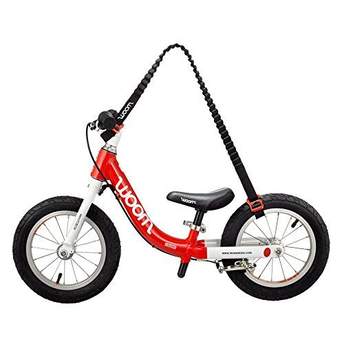 Kids' Bike Accessories - WOOM BIKES USA Balance Bike Carrier  Hands Frei RedBlack ** Learn more by visiting the image link.