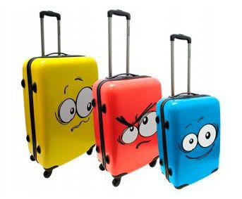 Mejores 37 im genes de maletas de viaje juveniles en for Maletas grandes baratas