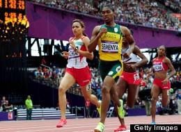 Caster Semenya Makes Olympic Debut In 800-Meter Prelim 3 Years After Gender Test - Bravo Semenya.
