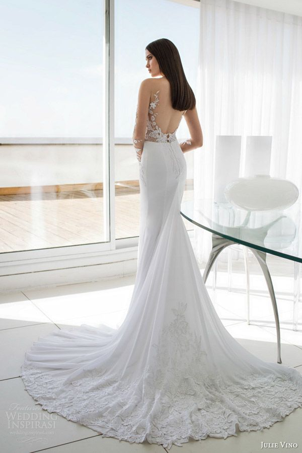 Julie Vino Spring 2015 Wedding Dresses Part 2 — Empire and Urban Bridal Collections | Wedding Inspirasi #bridal #wedding #weddings #weddinggown #weddingdress