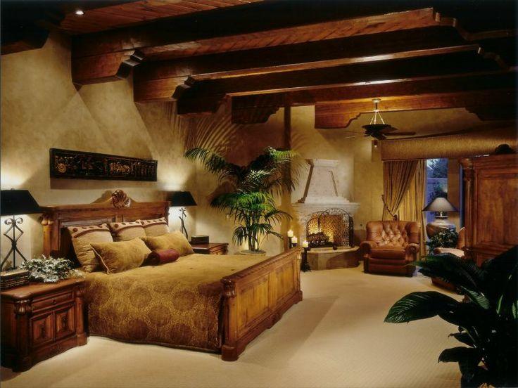 Master Bedroom: beautiful space!