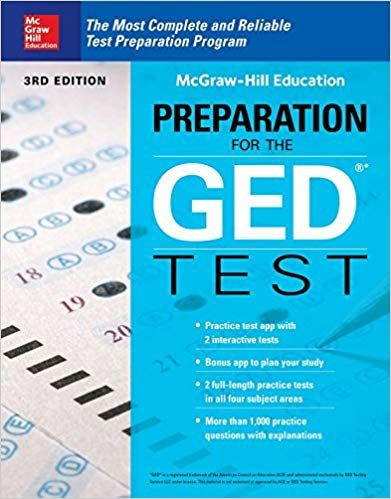 Preparation for the GED Test 3rd Edition Pdf Free Download | school