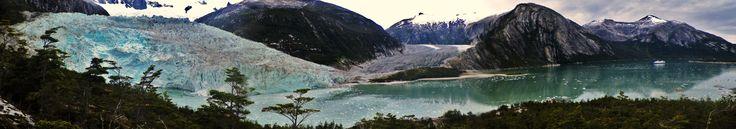 Pia , glacier