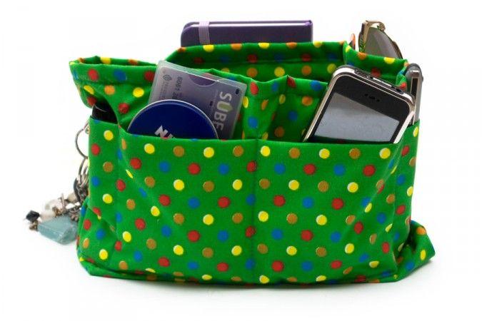 69 best bolsos y carteras images on pinterest purses - Organizador de carteras ...