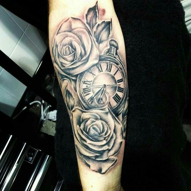 Taschenuhr mit totenkopf tattoo  70 besten Tattoos Bilder auf Pinterest | Tattoo-Designs, Tatoo und ...