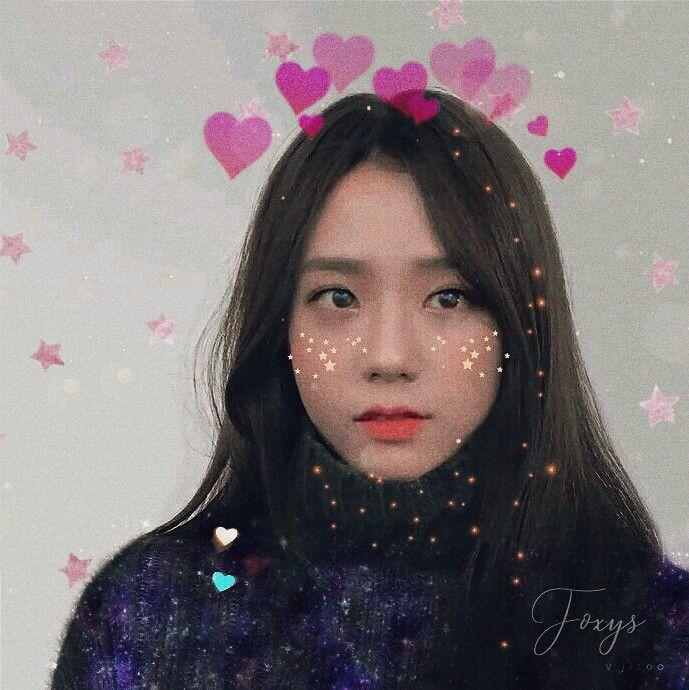 Jisoo Icon Aesthetic Blackpink Kpop Idol Cute Famous Wallpaper Selebritas Gambar Artis