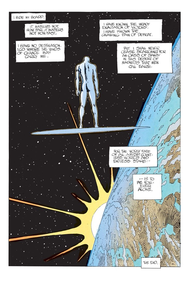 Silver Surfer (1988) Issue #2 - Read Silver Surfer (1988) Issue #2 comic online in high quality