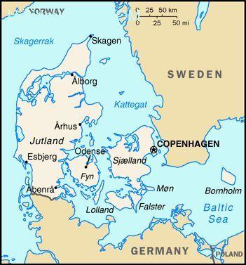 nice Map of europe copenhagen | Holidaymapq | Copenhagen map