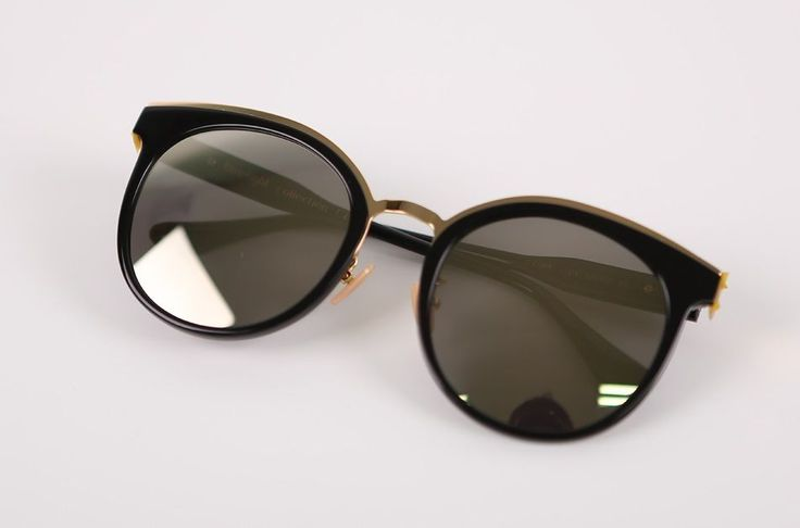 "Limelight Korean Eyewear Fashionable Wearable Sunglasses ""Diane C BK"" Black   eBay"